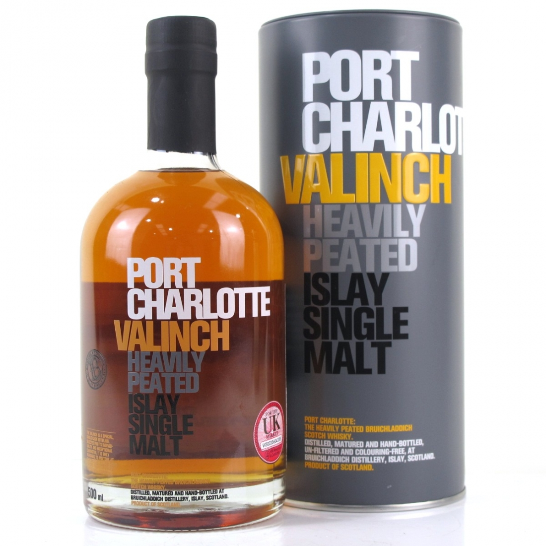 Port Charlotte 2005 Cask Exploration Valinch 10 Year Old #19