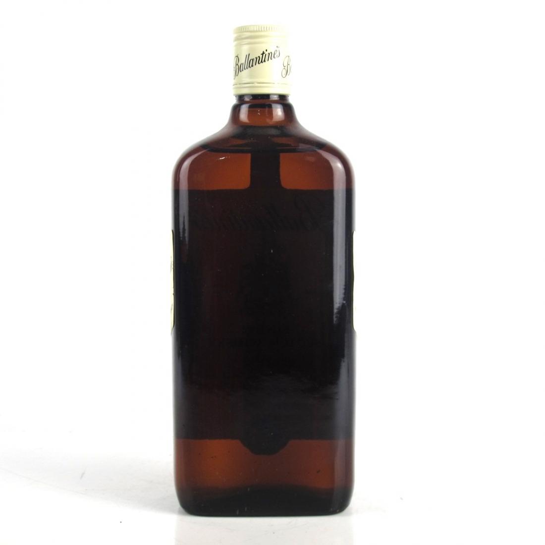 Ballantine's Finest Scotch Whisky 1980s