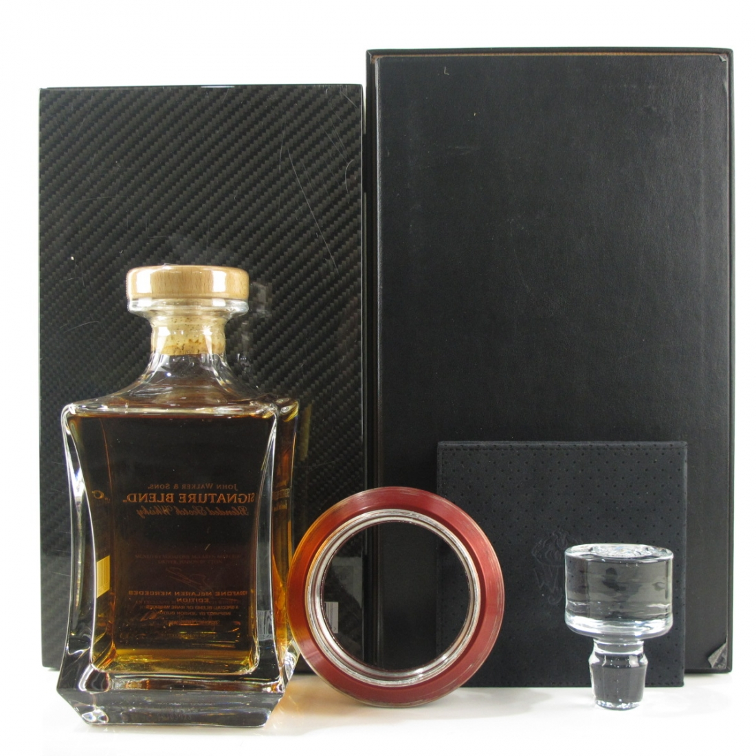Johnnie Walker and Sons Signature Blend by Jenson Button