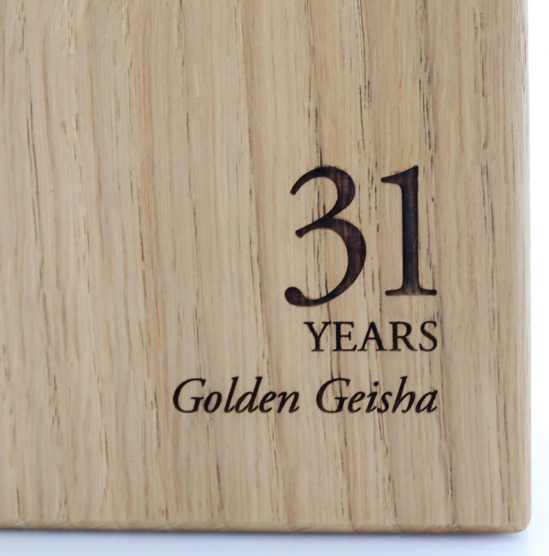 Karuizawa 31 Year Old Single Sherry Cask #3667 / Golden Geisha