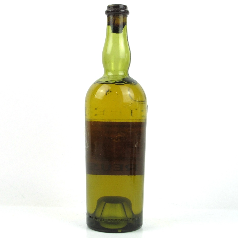 Chartreuse Voiron Yellow Label 1950/60s