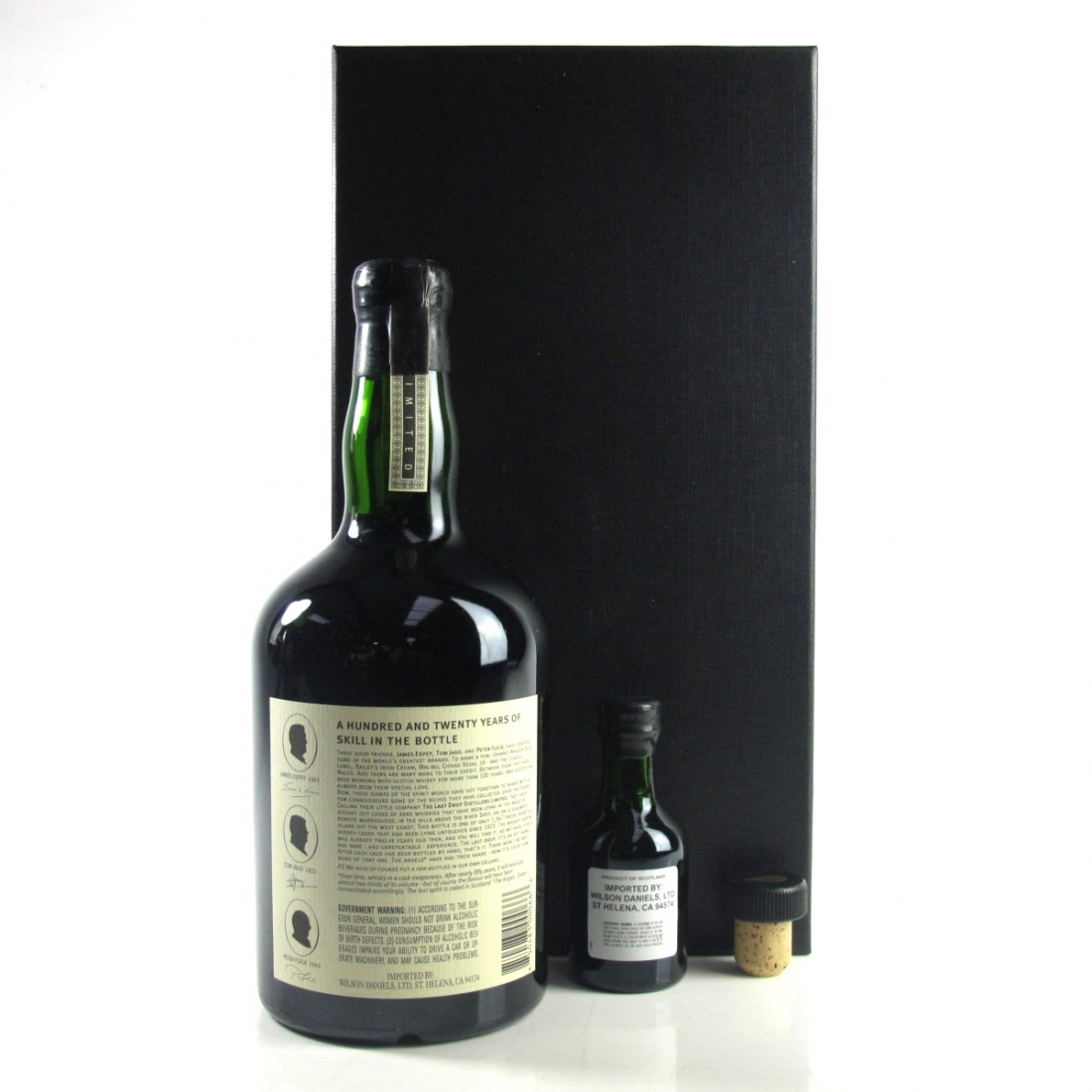 The Last Drop 1960 Blended Whisky