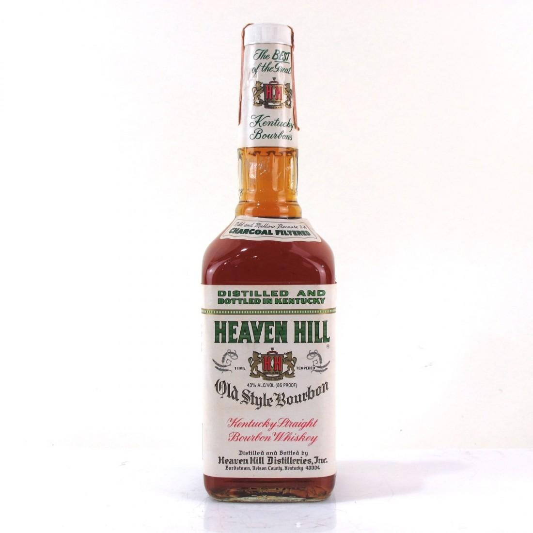 Heaven Hill Kentucky Bourbon 1980s