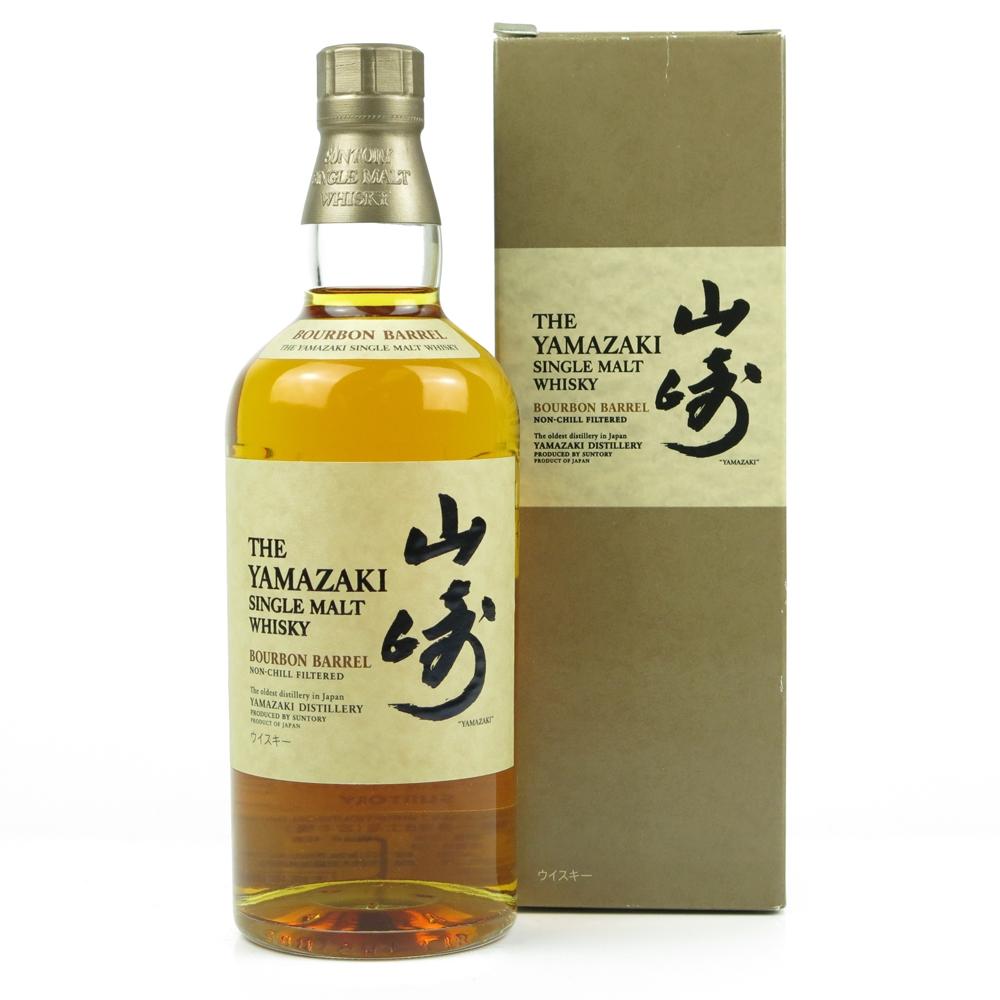 Yamazaki Bourbon Barrel 2011
