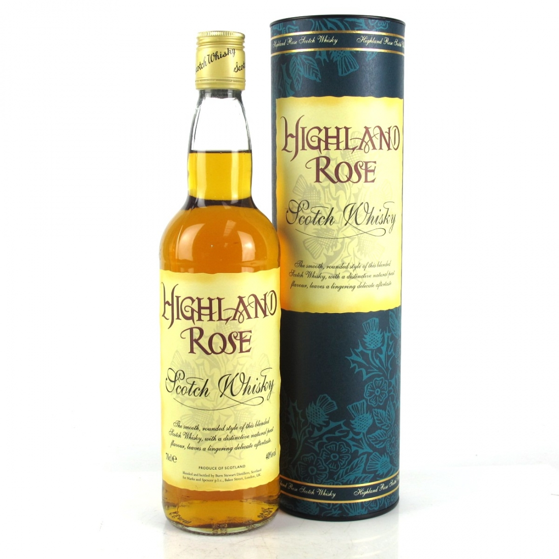 Highland Rose Fine Old Scotch Whisky
