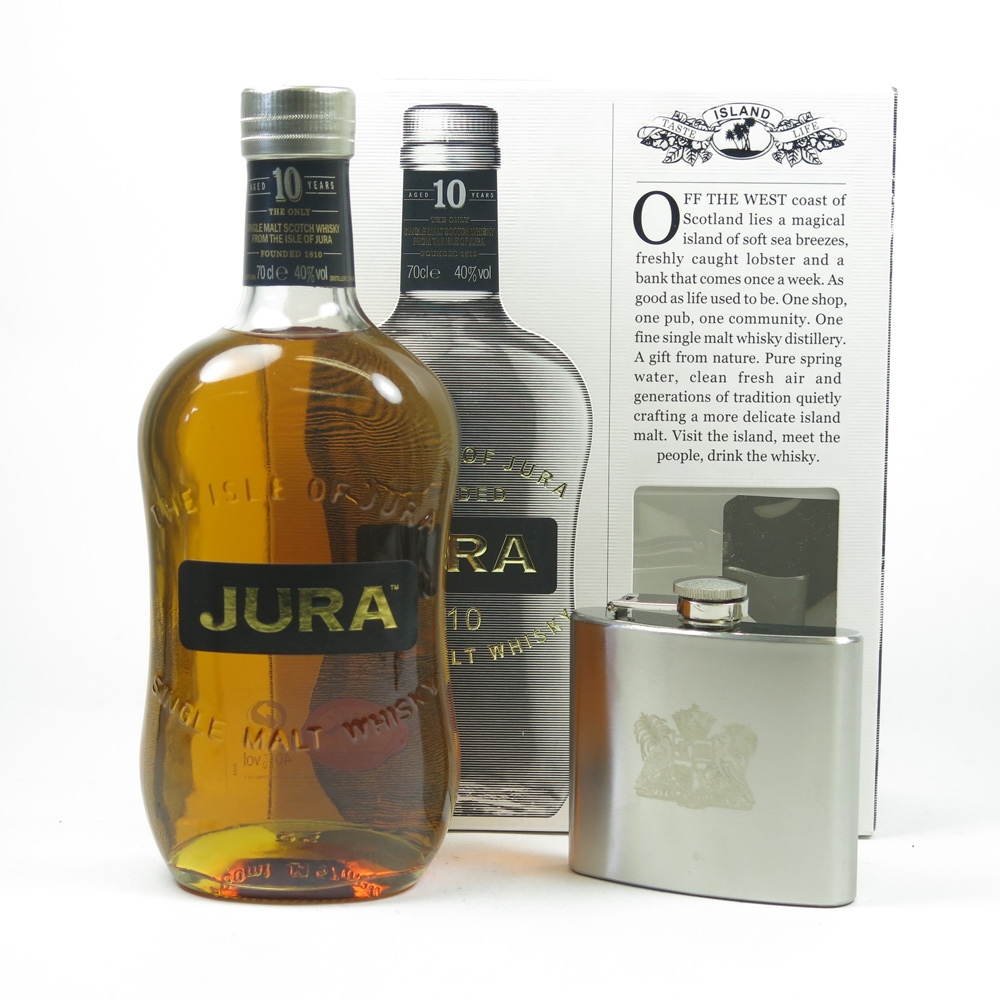 Jura 10 Year Old Giftpack