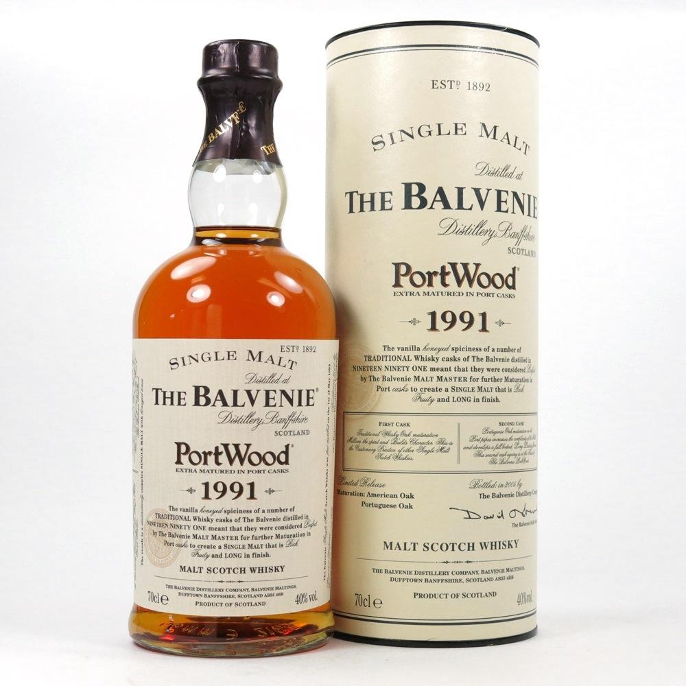 Balvenie 1991 Port Wood