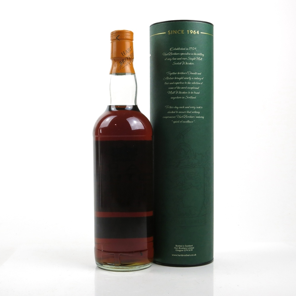 Littlemill 1992 Hart Brothers 21 Year Old 1st Fill Sherry