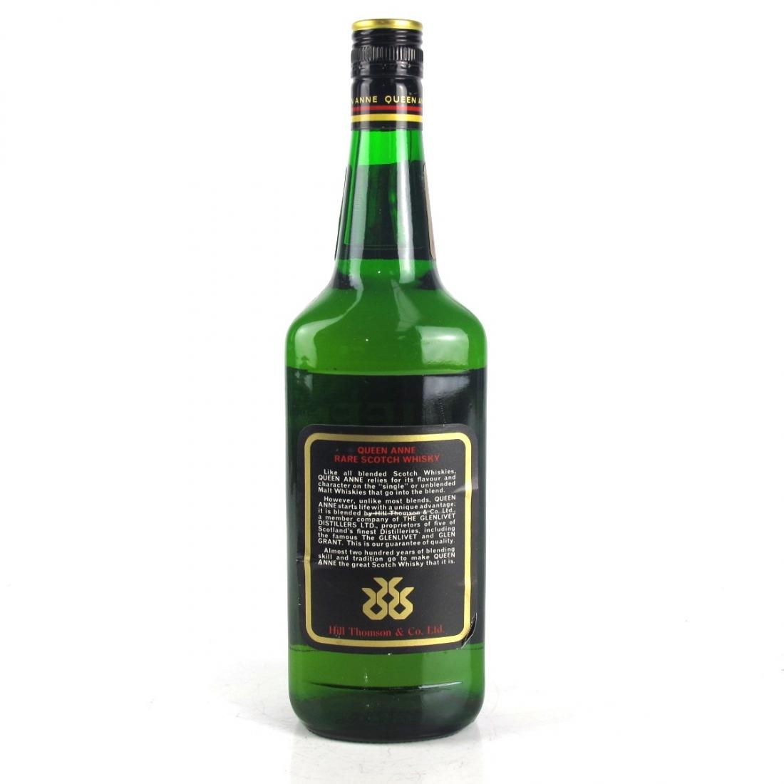 Queen Anne Rare Scotch 1970s