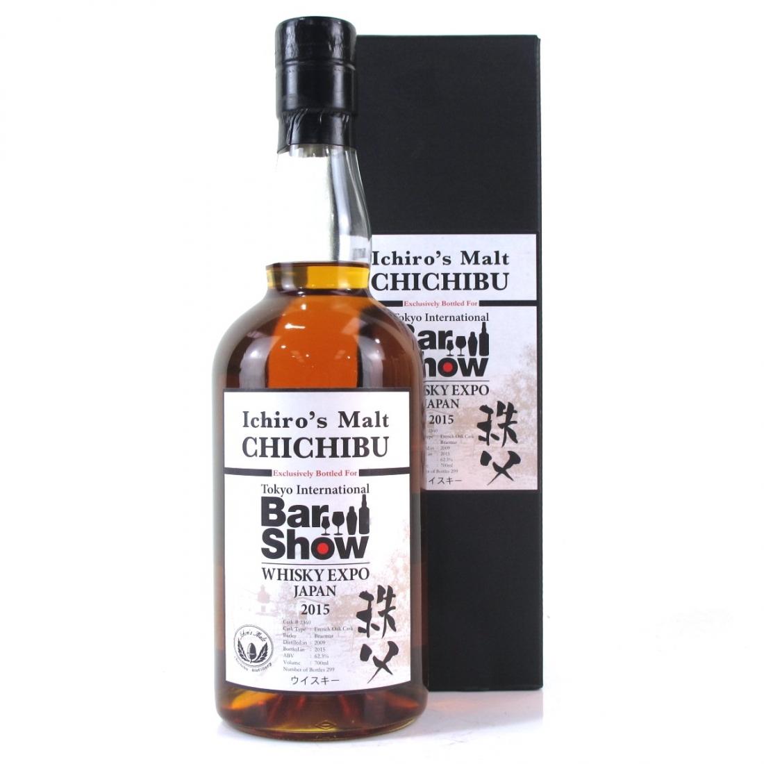 Chichibu 2009 Ichiro's Malt Single Cask #2360 / Whisky Live Tokyo 2015