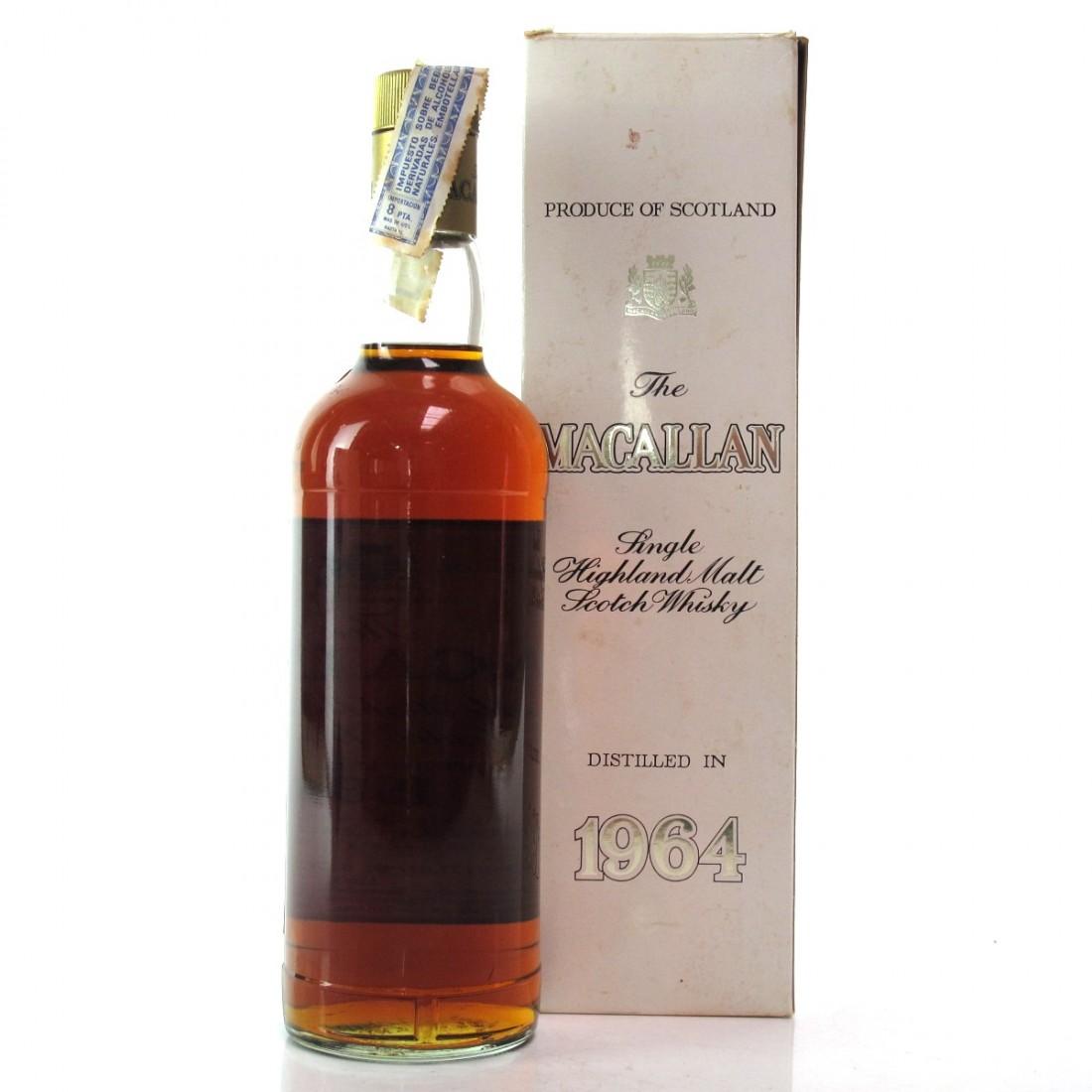Macallan 1964 / ICI Import