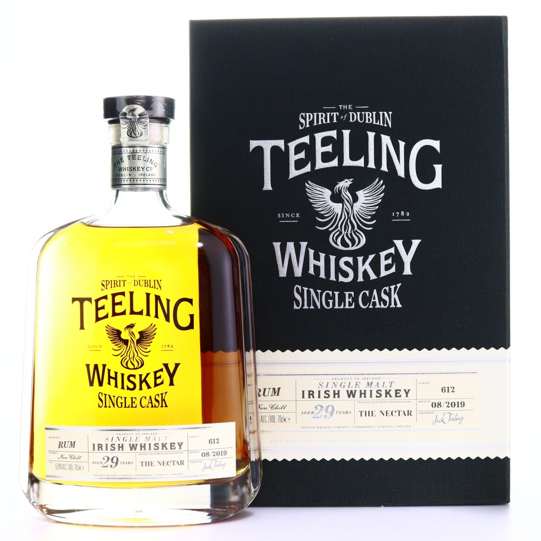 Teeling 29 Year Old Single Rum Cask / The Nectar