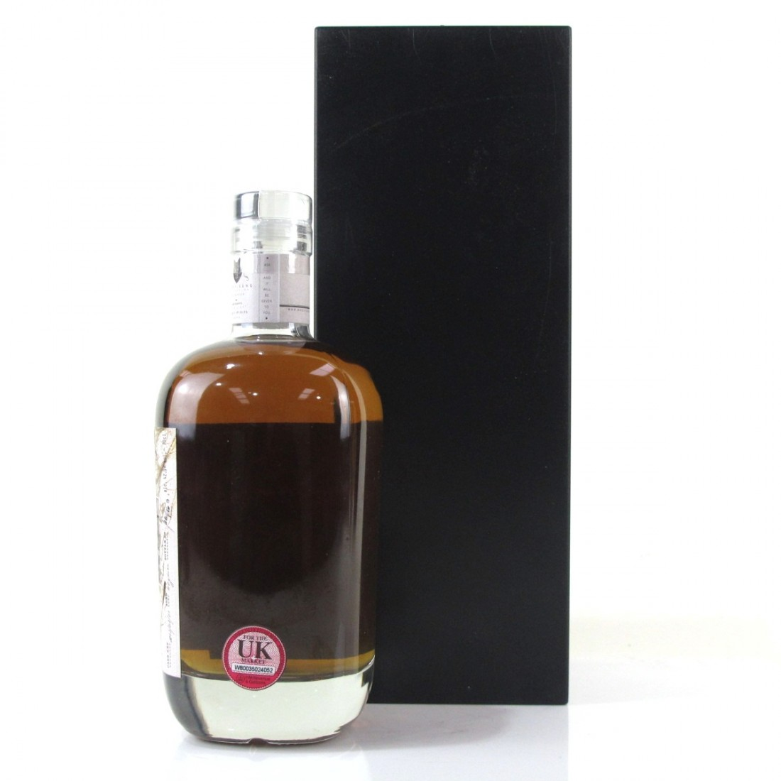 Glenglassaugh 1972 Woolf Sung 40 Year Old / The Hunter - Charity Bottle