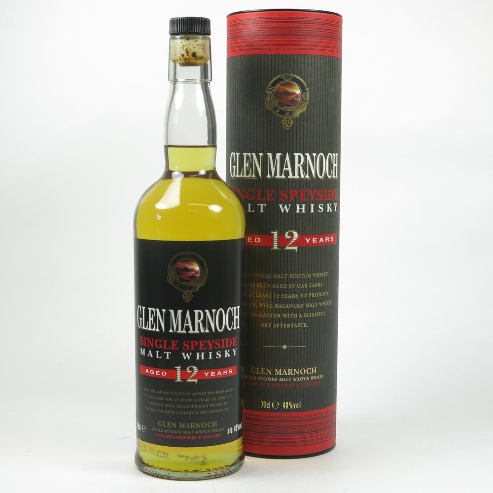 Glen Marnoch 12 Year Old