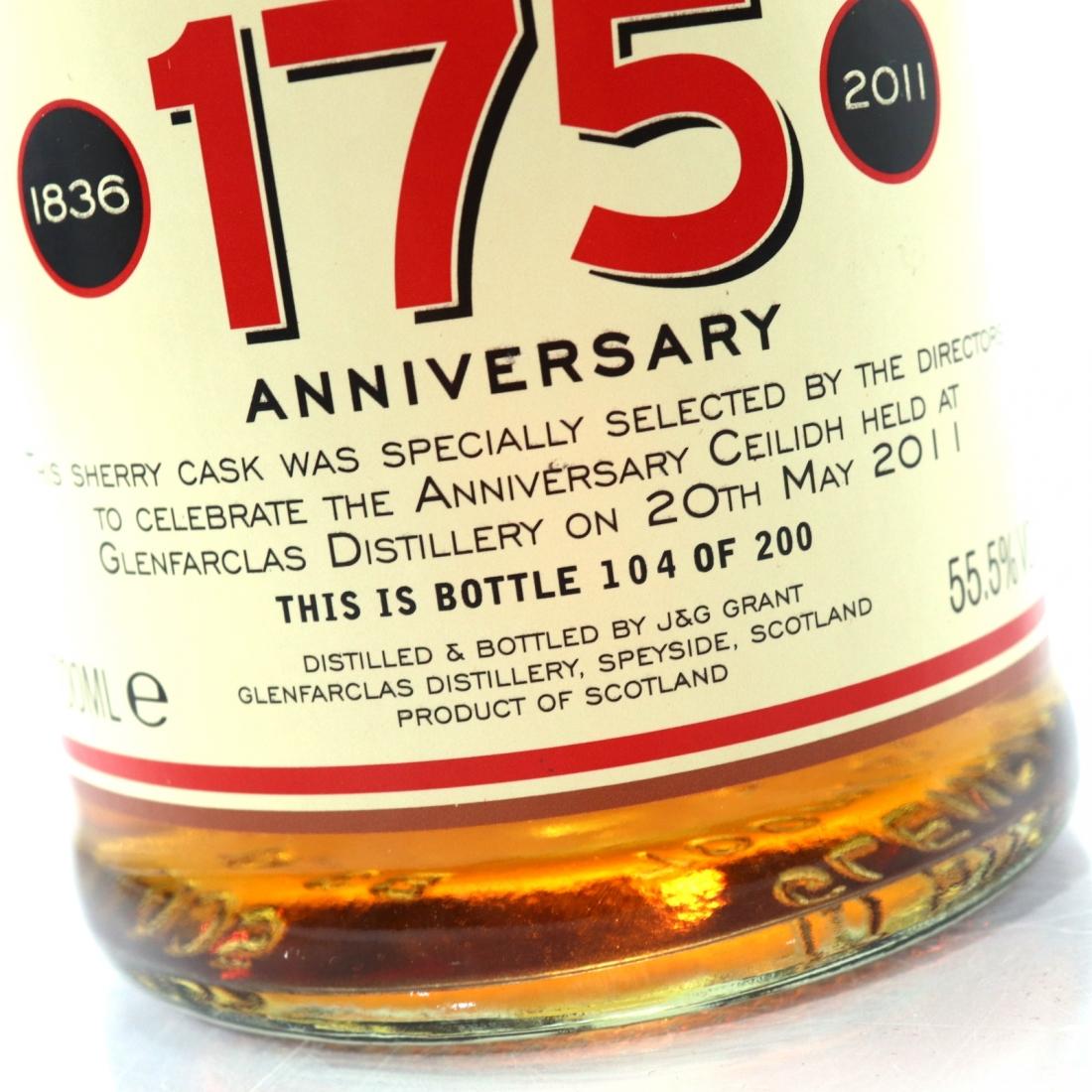 Glenfarclas Single Cask / 175th Anniversary Ceilidh