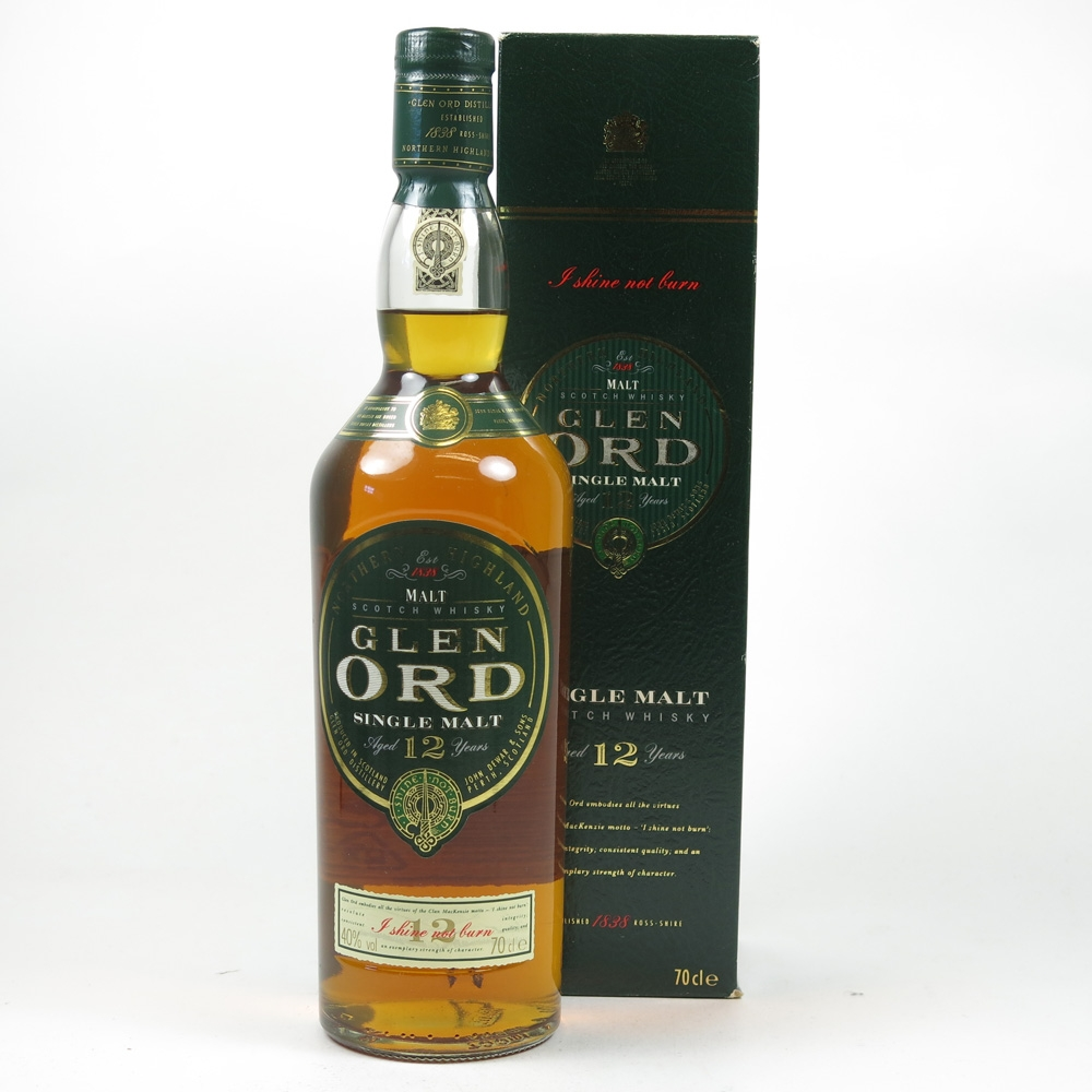 Glen Ord 12 Year Old 1990s