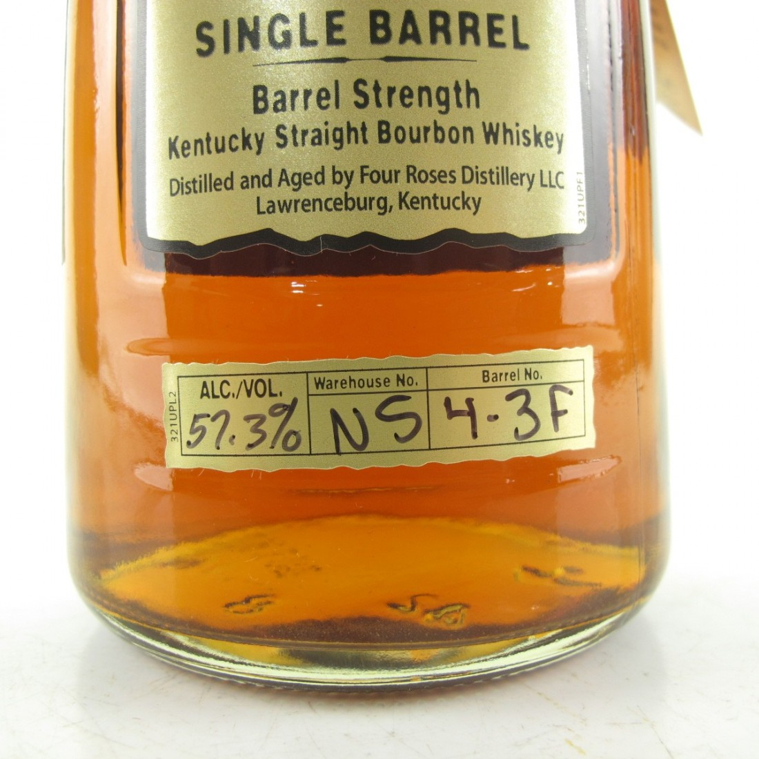 Four Roses Single Barrel #4-3F / Leap Day