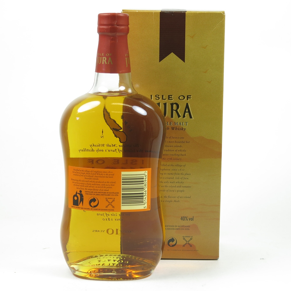 Jura 10 Year Old 1990s