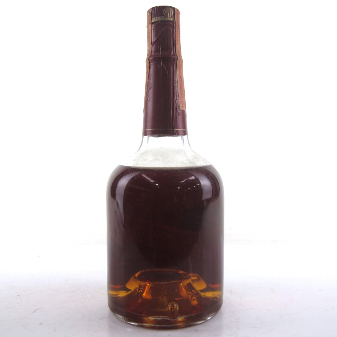 Old Fitzgerald 7 Year Old Prime Bourbon Half Pint 1970s