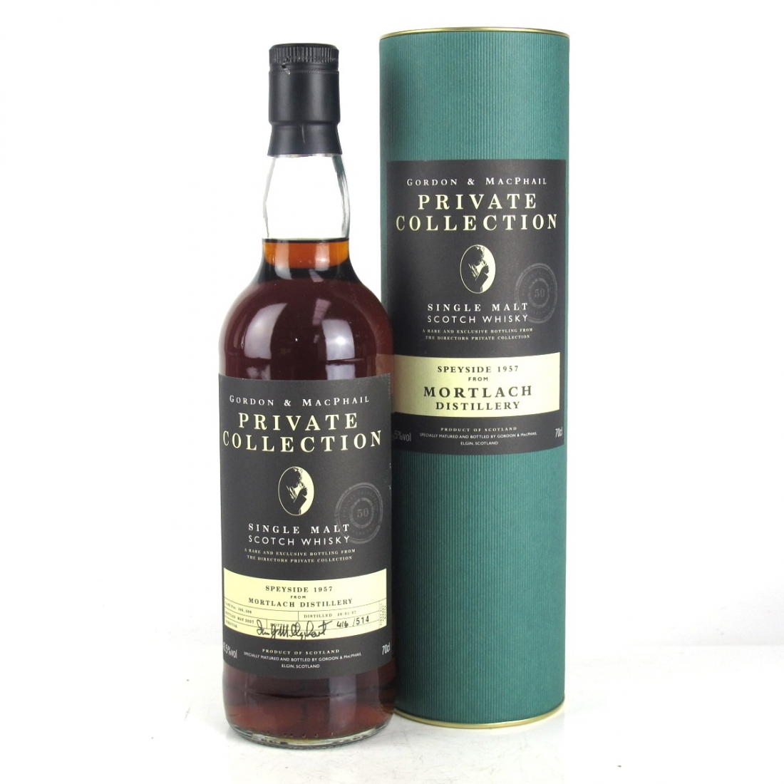 Mortlach 1957 Gordon and MacPhail 50 Year Old