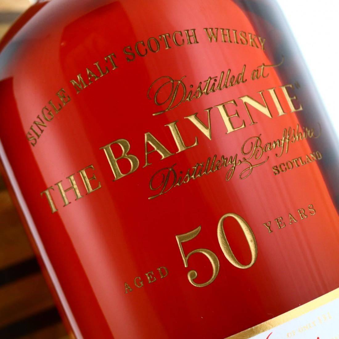 Balvenie 1963 Single Cask 50 Year Old / Cask #4567