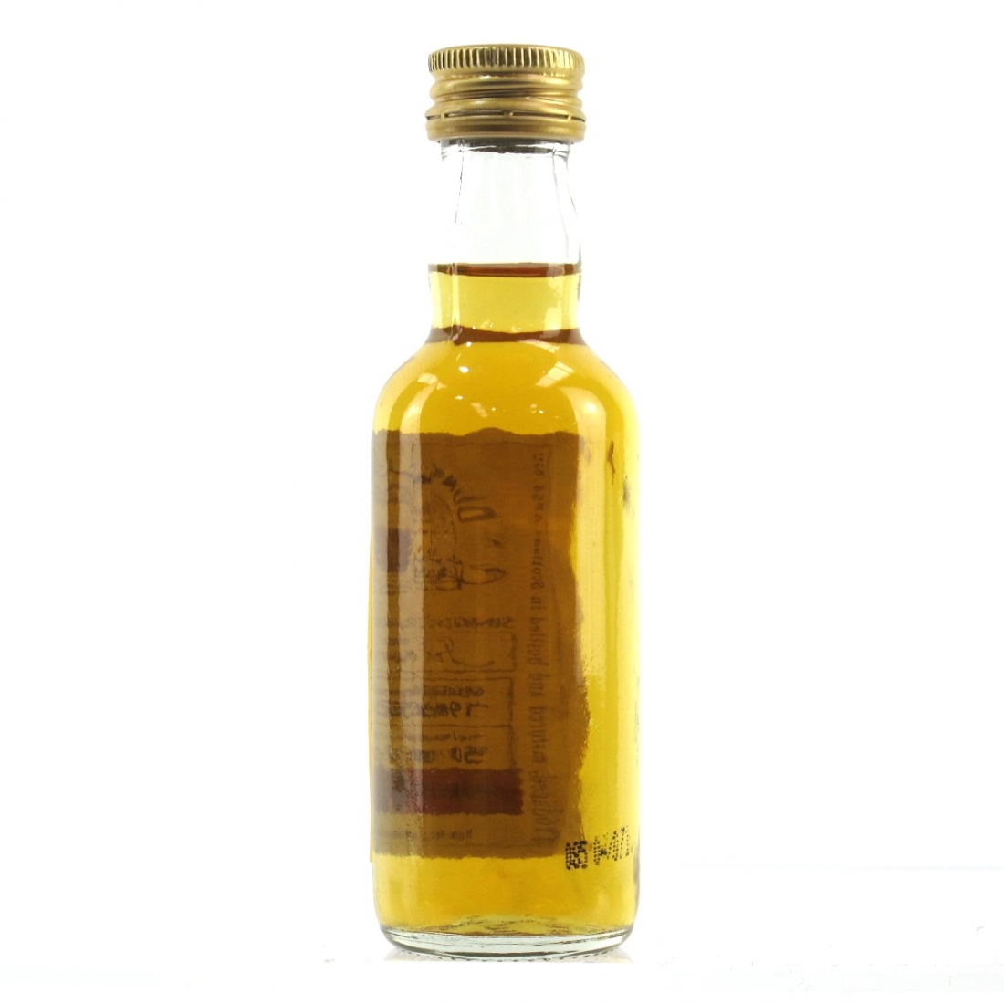 Invergordon 1965 Duncan Taylor 38 Year Old Miniature 5cl