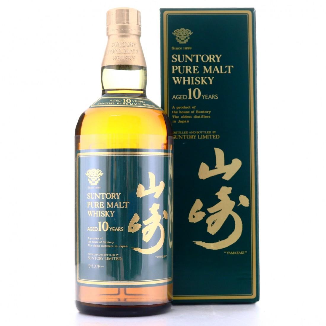 Yamazaki Suntory Pure Malt 10 Year Old 75cl