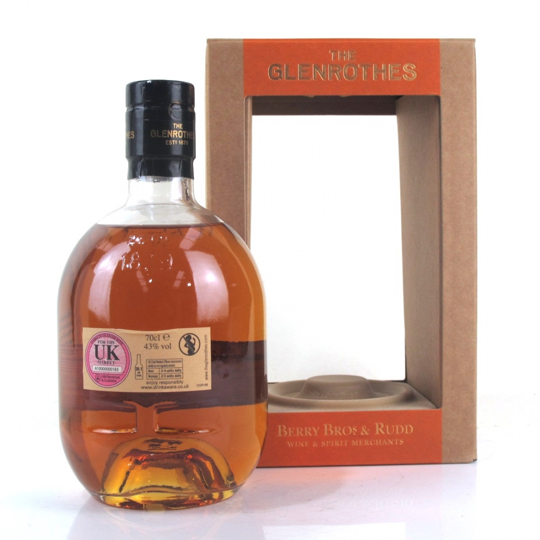 Glenrothes 1998 Vintage / Berry Brothers & Rudd