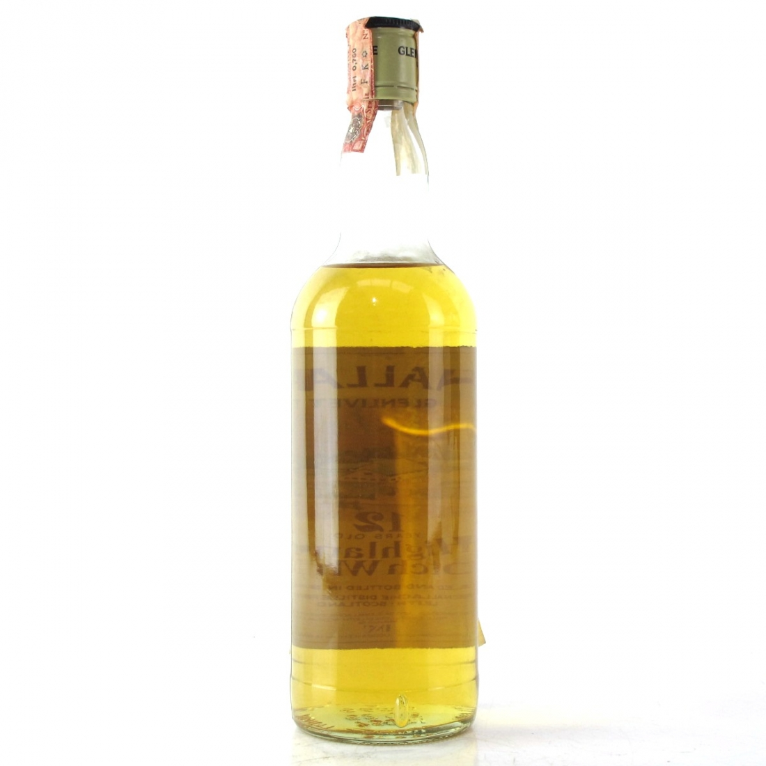 Glenallachie 1969 12 Year Old