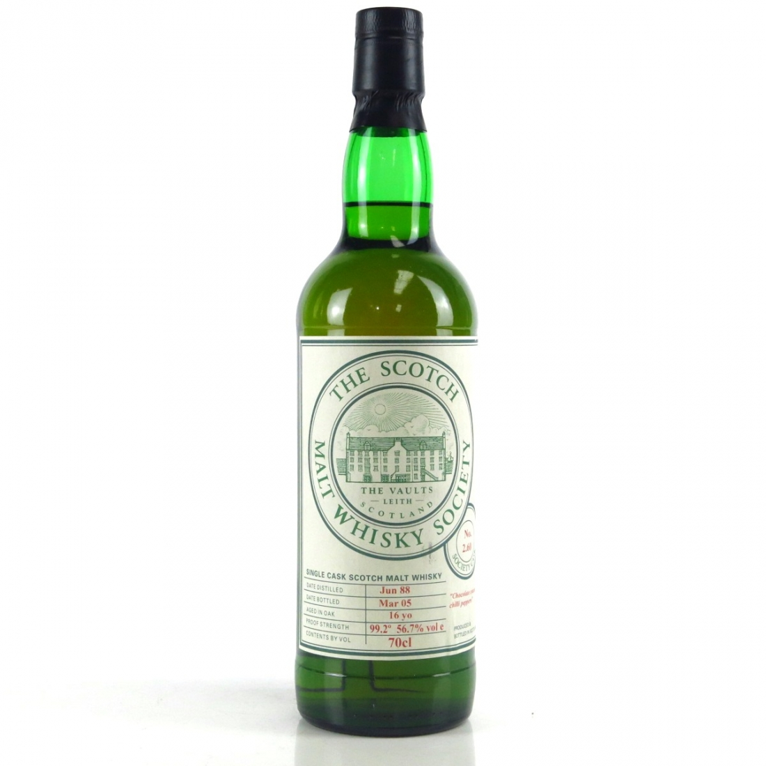 Glenlivet 1988 SMWS 16 Year Old 2.60