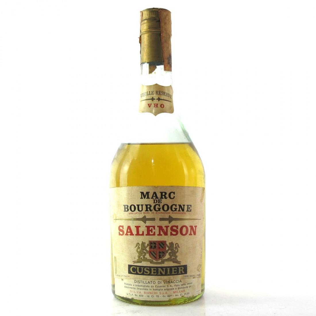 Marc de Bourgogne Salenson Cusenier 1960s