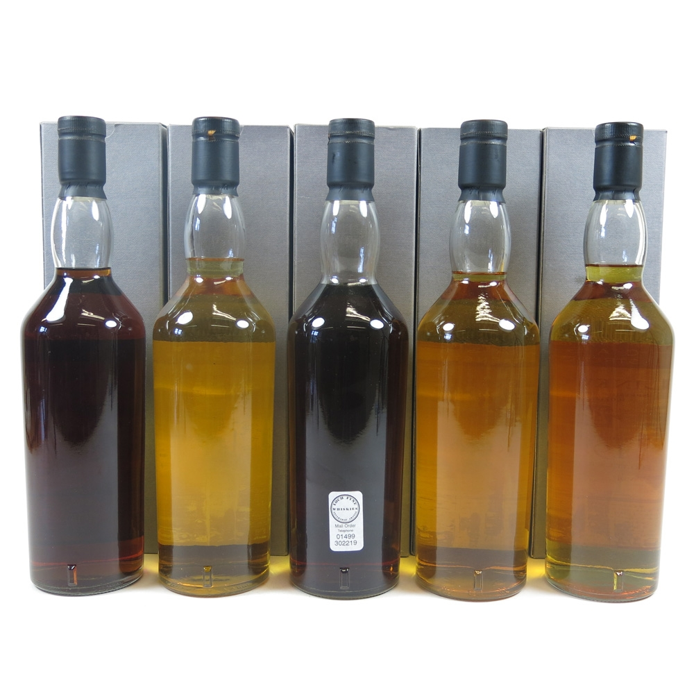 Flora and Fauna Cask Strength Collection 9 Bottles