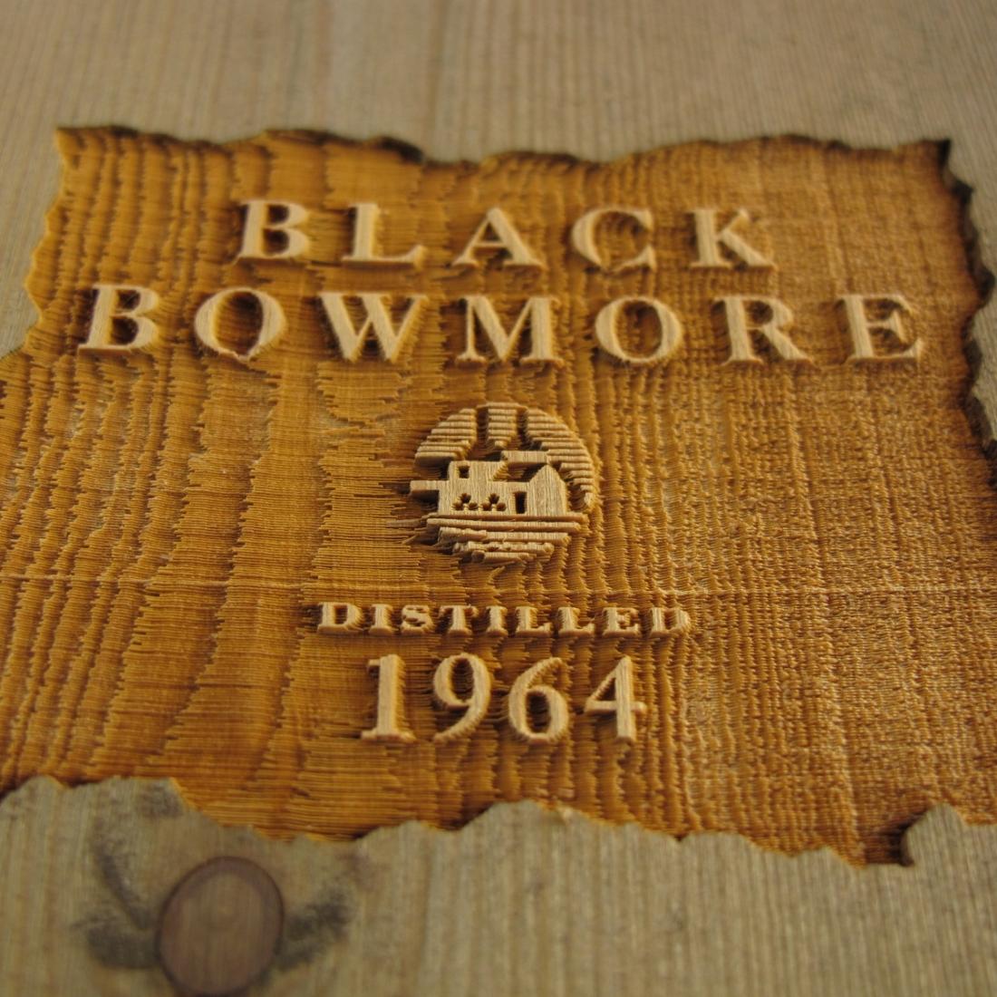 Bowmore 1964 Black Bowmore 29 Year Old 1st Edition