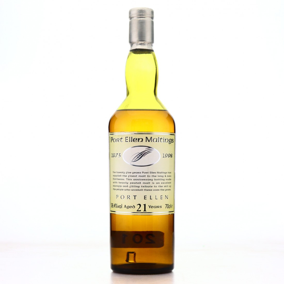 *Port Ellen 21 Year Old Maltings 25th Anniversary