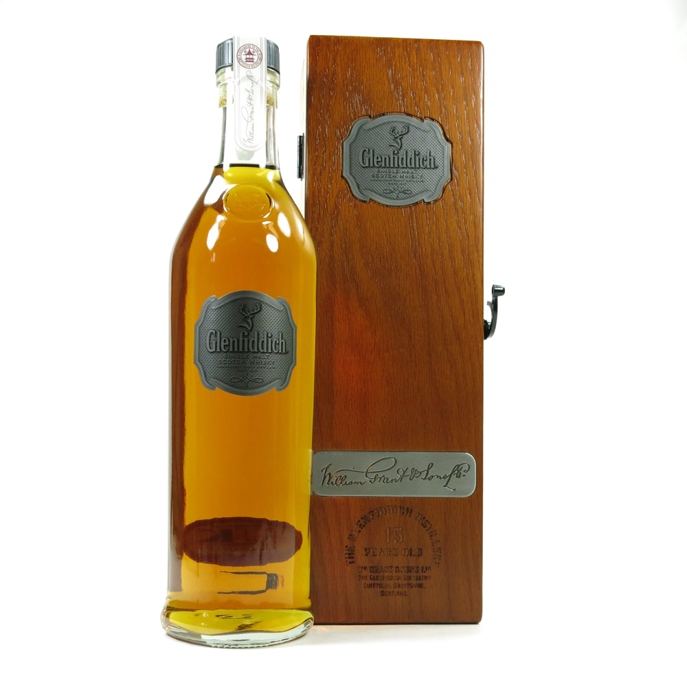 Glenfiddich 15 Year Old Distillery Exclusive - Hand Filled