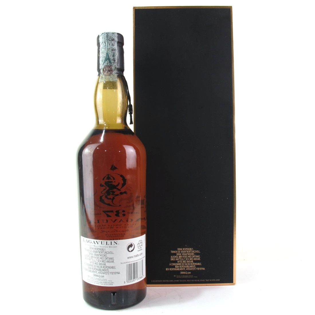 Lagavulin 1976 37 Year Old