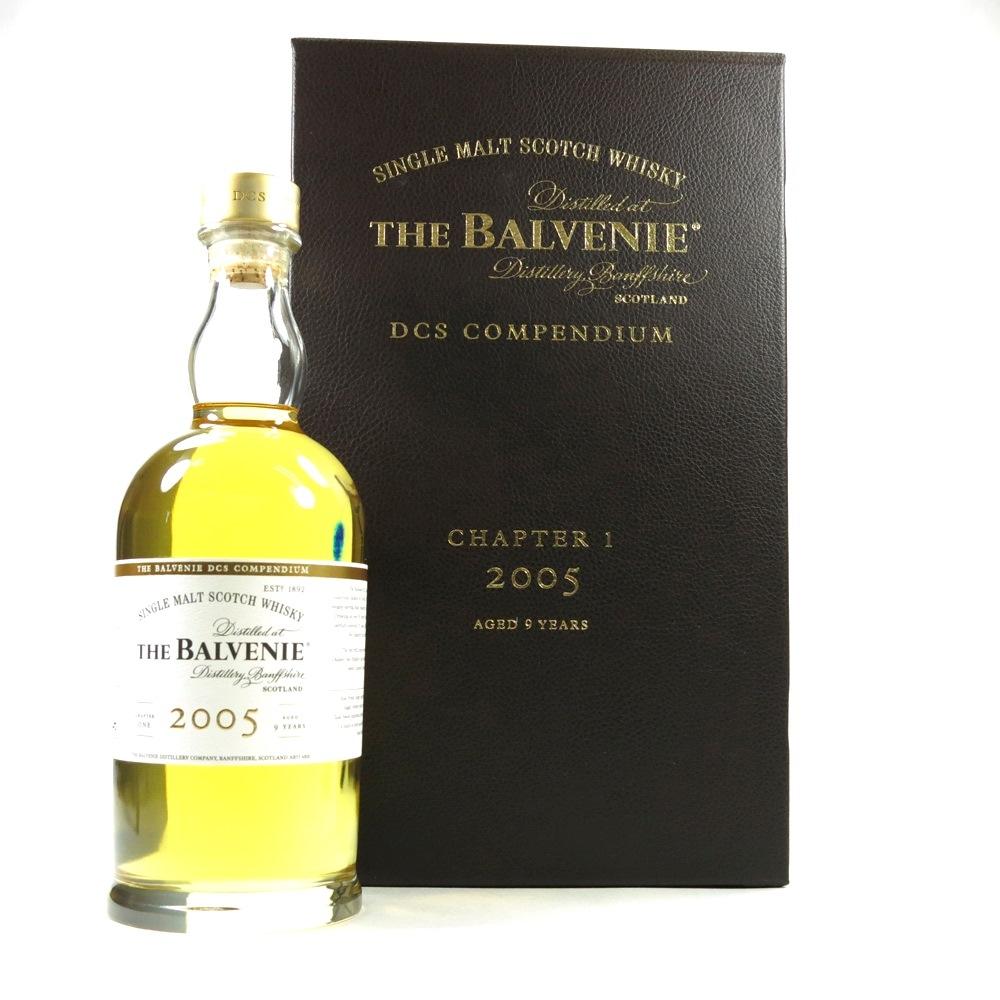 Balvenie 2005 DCS Compendium Chapter 1