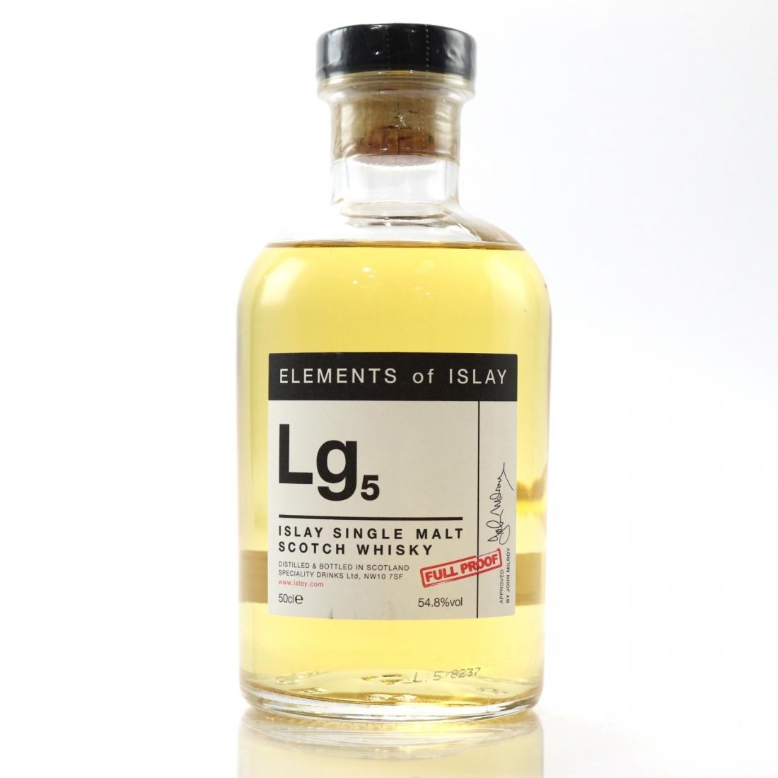 Lagavulin Lg5 Elements of Islay
