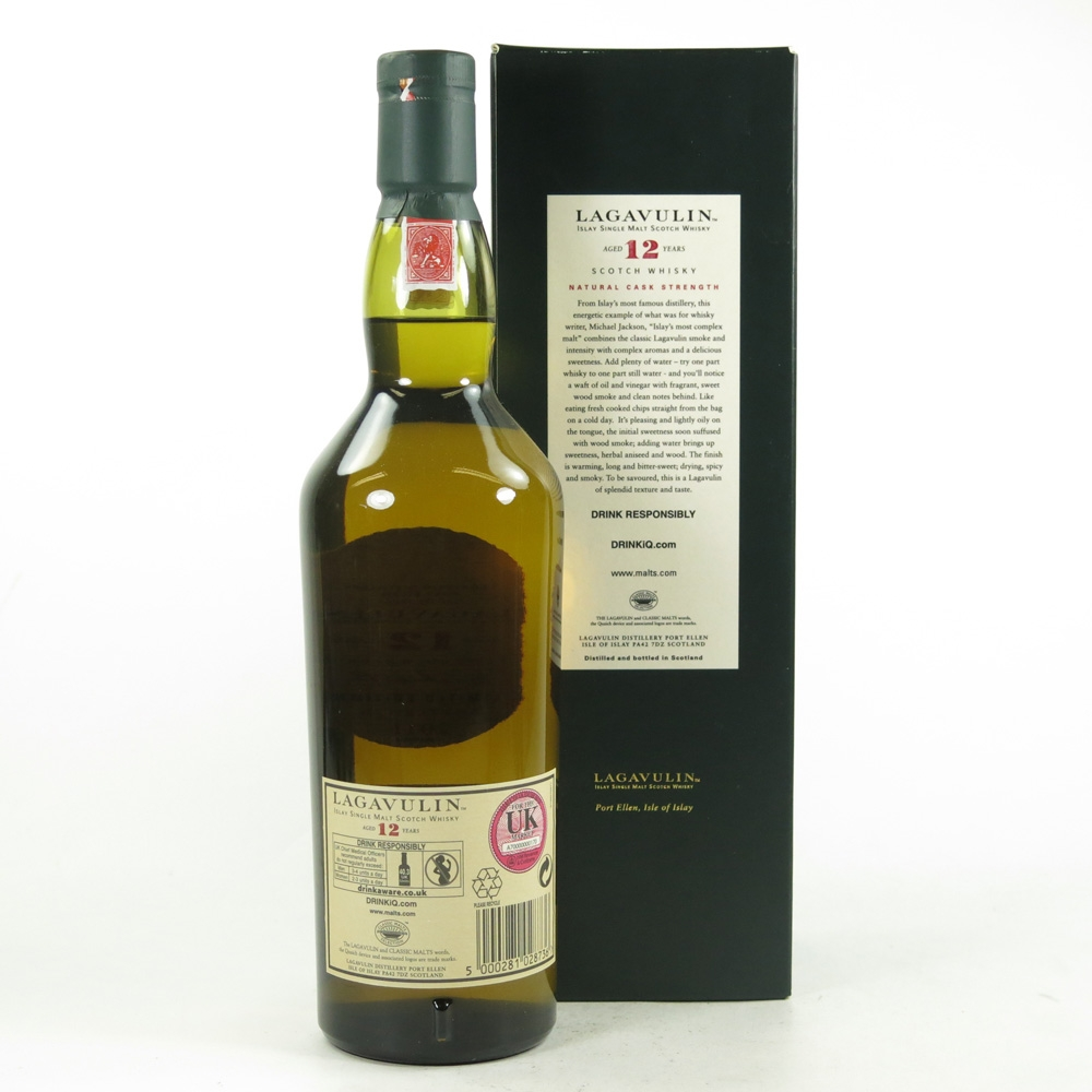 Lagavulin 12 Year Old 2011 Release