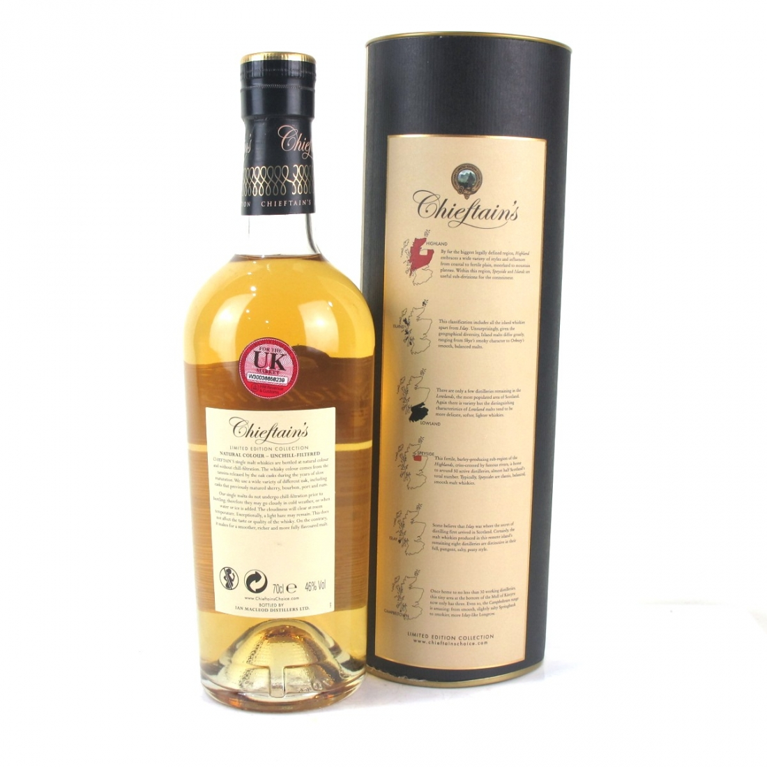 Bowmore 2002 Chieftain's 14 Year Old