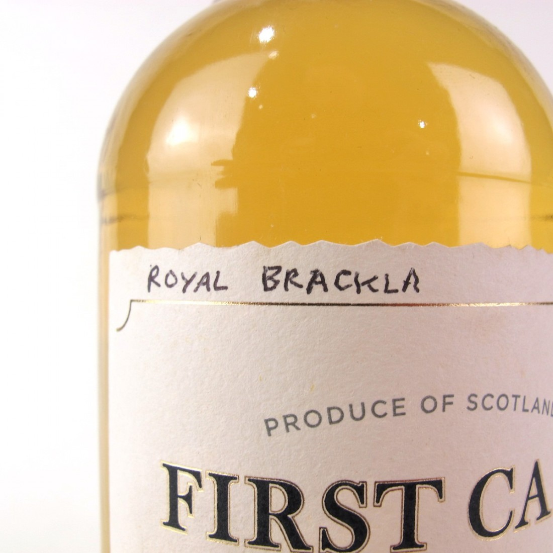 Royal Brackla 1993 First Cask 18 Year Old