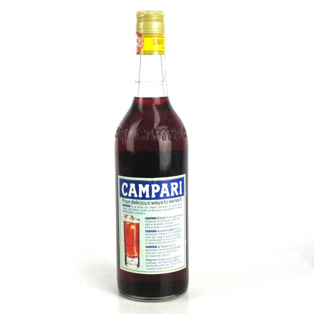 Campari Bitter 75cl