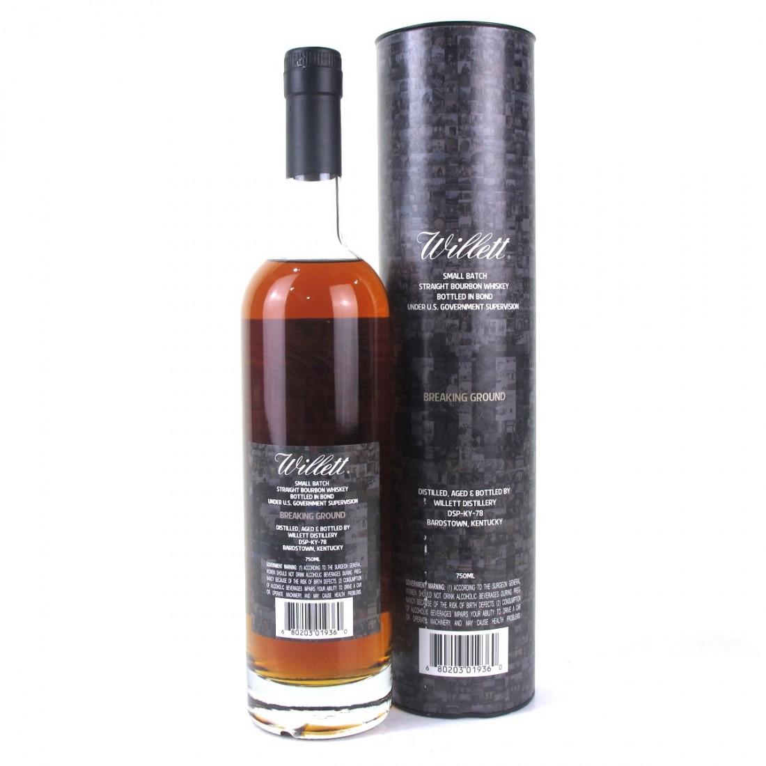 Willett 80th Anniversary 4 Year Old Bourbon