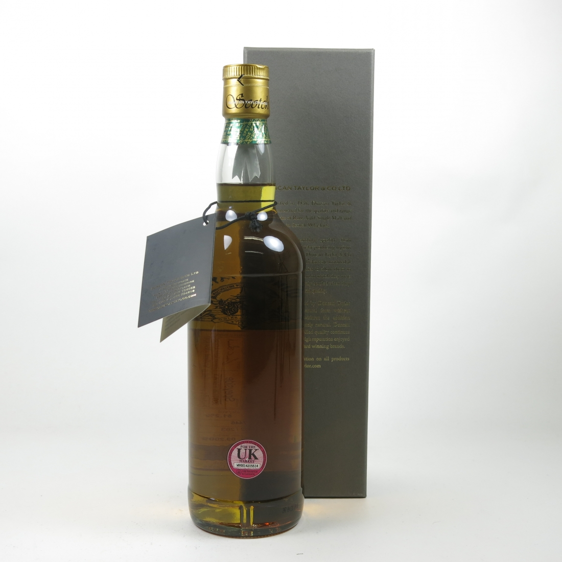 Caperdonich 1972 Duncan Taylor 36 Year Old