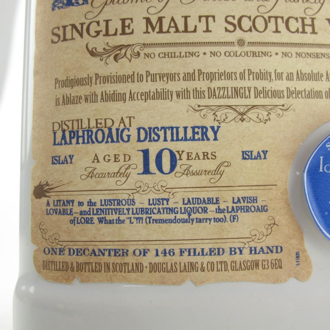 Laphroaig 10 Year Old Douglas Laing Premier Barrel