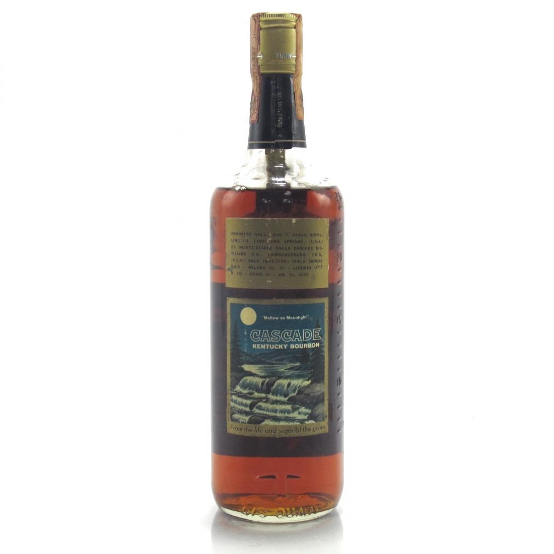 Cascade Kentucky Straight Bourbon 1970s