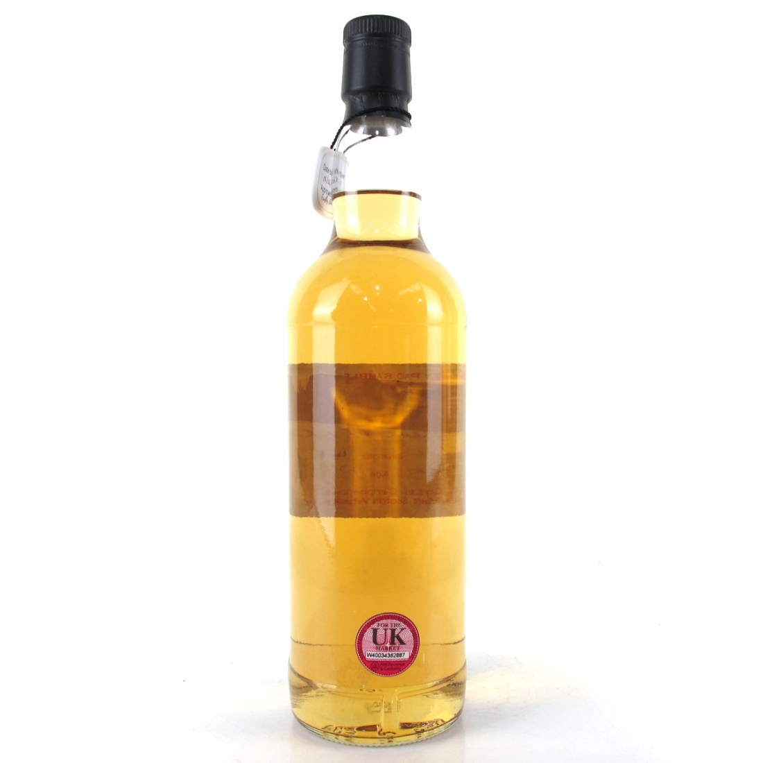 Springbank 2000 Duty Paid Sample 17 Year Old