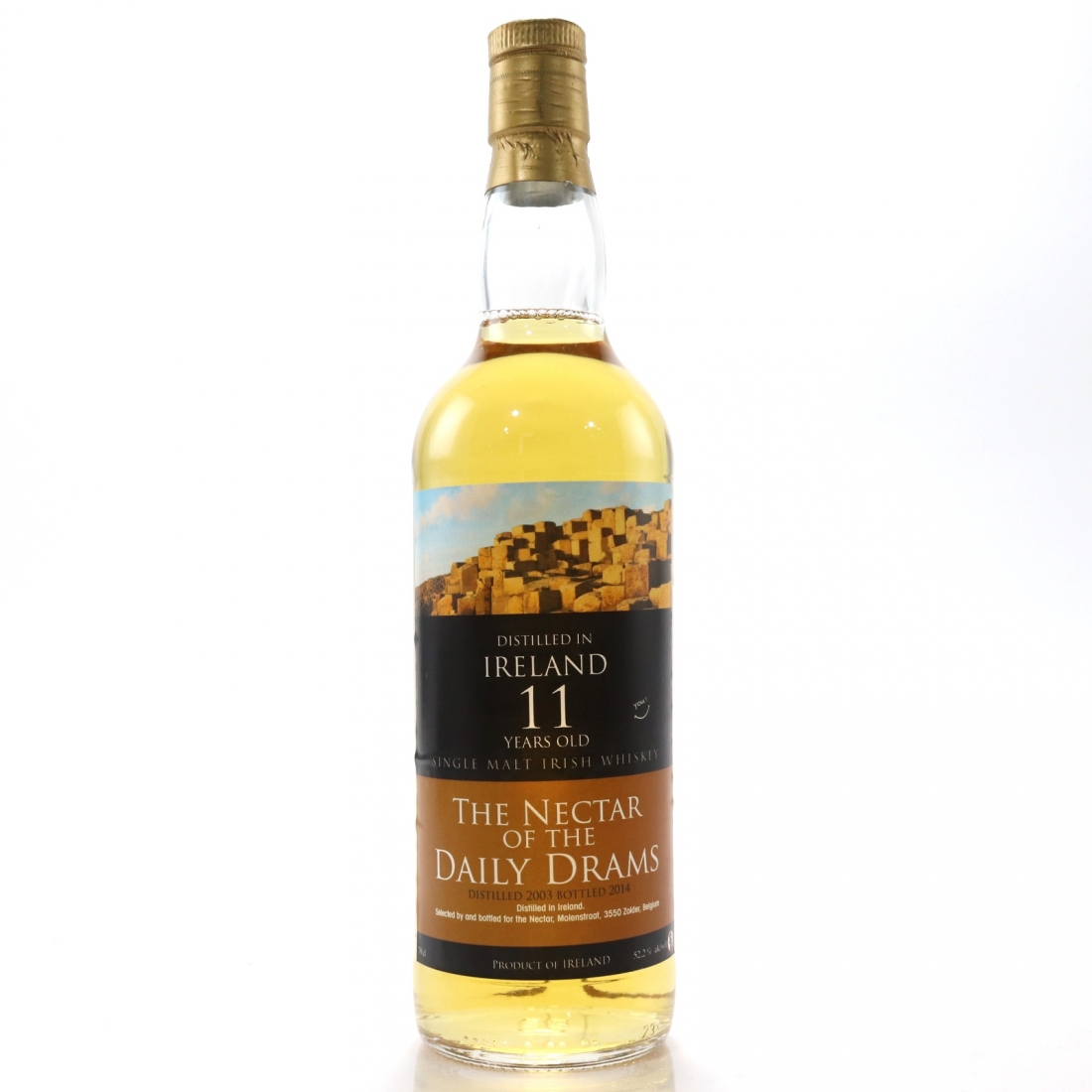 Irish Single Malt 2003 The Nectar of the Daily Drams 11 Year Old