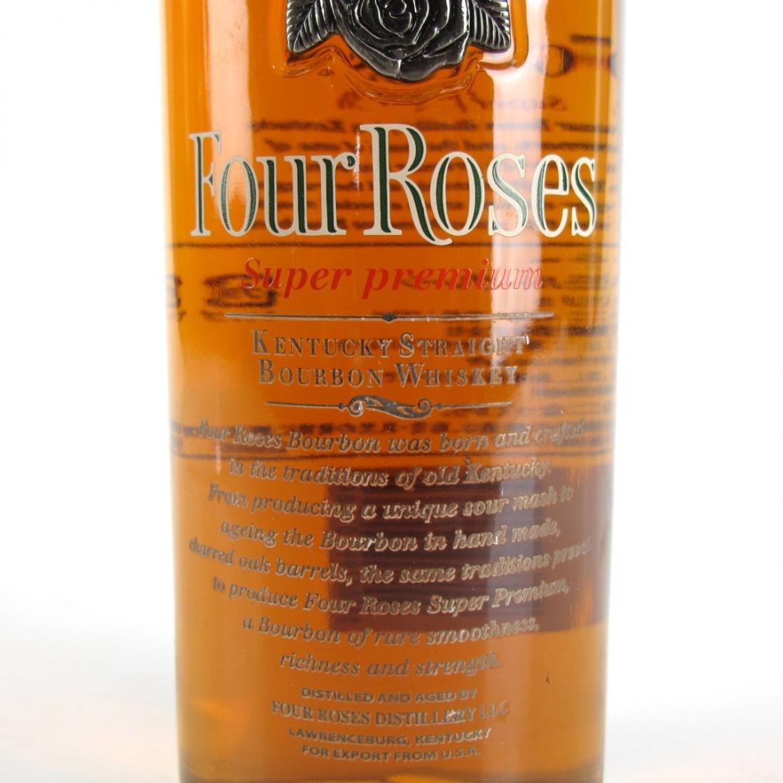 Four Roses Super Premium / Platinum 75cl