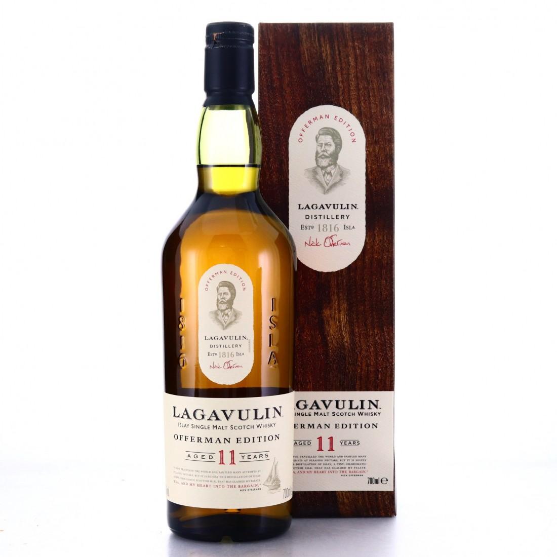 Lagavulin Offerman Edition 11 Year Old
